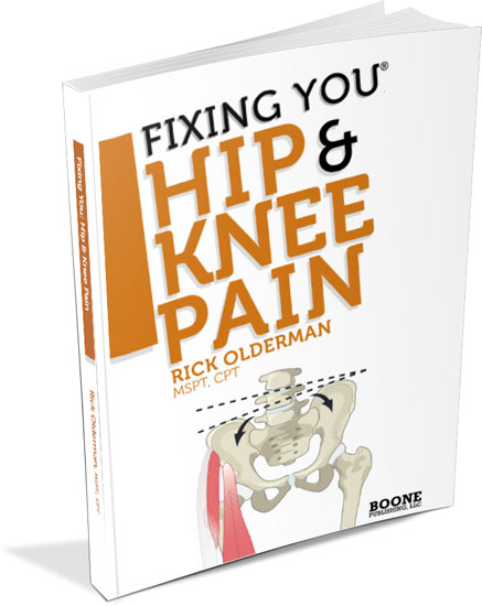 Fixing You Hip and Knee Pain