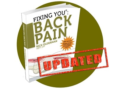 Order the Latest Version of Fixing You: Back Pain